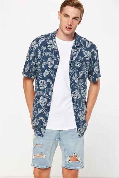 91 Short Sleeve Shirt, KAUAI