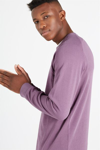 Crew Fleece 2, PURPLE DAYS
