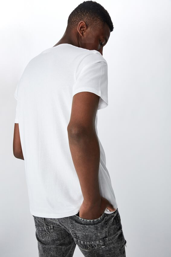 Tbar Collab Cny T-Shirt, LCN WB WHITE/SPEEDY GONZALES - WINK