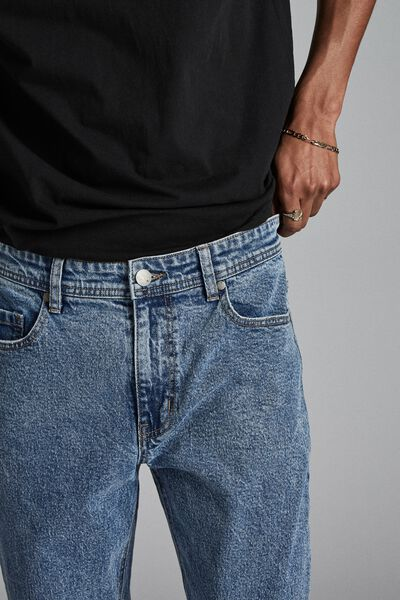 Slim Fit Jean, PALM BLUE