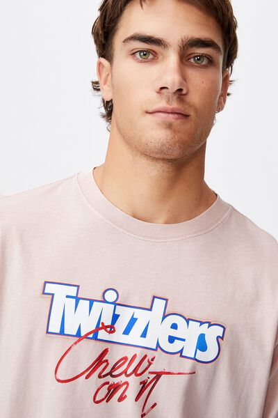 Special Edition T-Shirt, LCN HER DIRTY PINK/TWIZZLER
