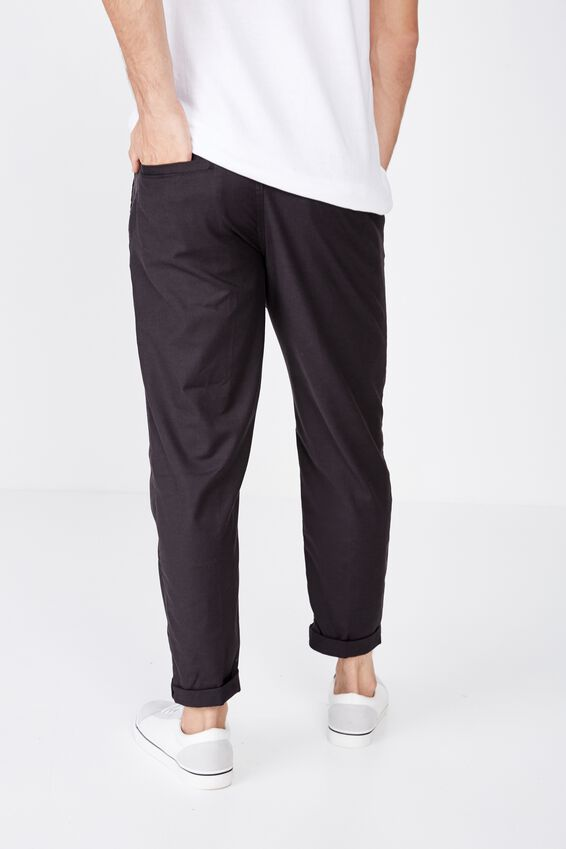 Oxford Trouser, BLACK