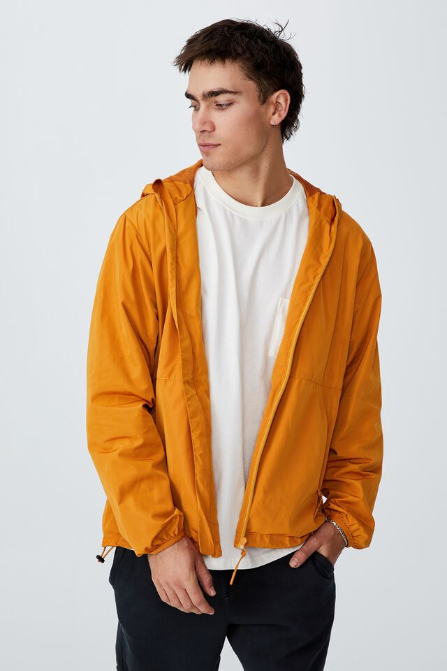 Active Tech Jacket, HONEY GOLD