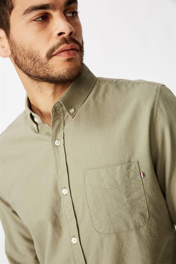 Brunswick Shirt 3, SAGE