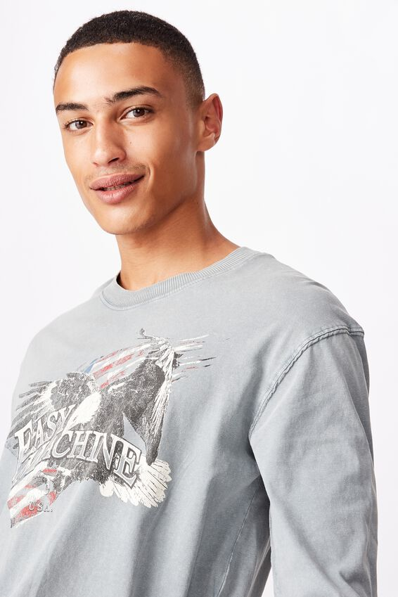 Bondi Long Sleeve, CITADEL/EASY MACHINE