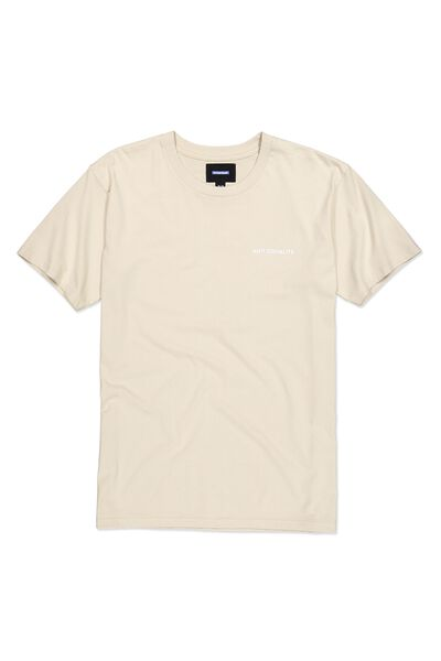 Ae Dylan Tee, IVORY/LOOSE LIPS
