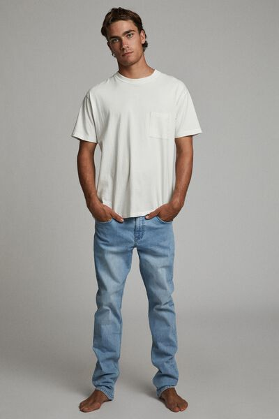 Slim Fit Jean, WEEKDAY BLUE