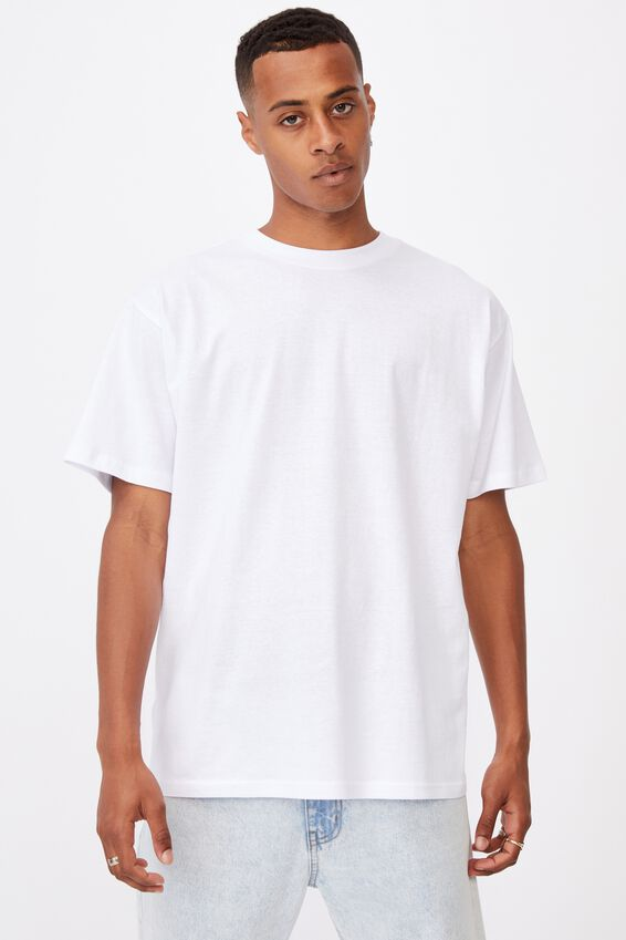 Essential Skate T-Shirt, WHITE