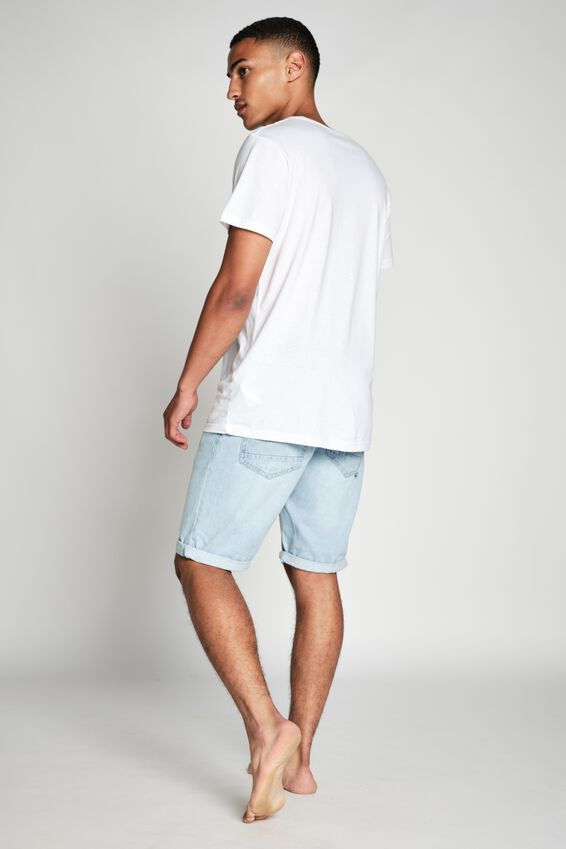 Roller Short, BONDI BLUE