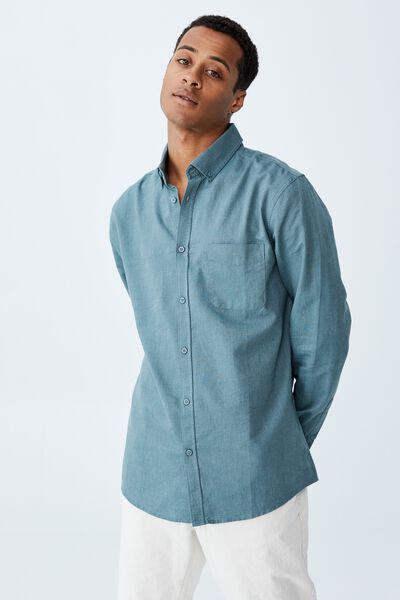 Brunswick Shirt 3, TROOPER BLUE