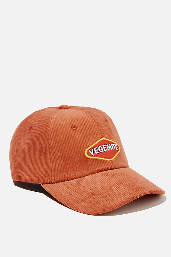 Special Edition Dad Hat, LCN VEGEMITE/RED