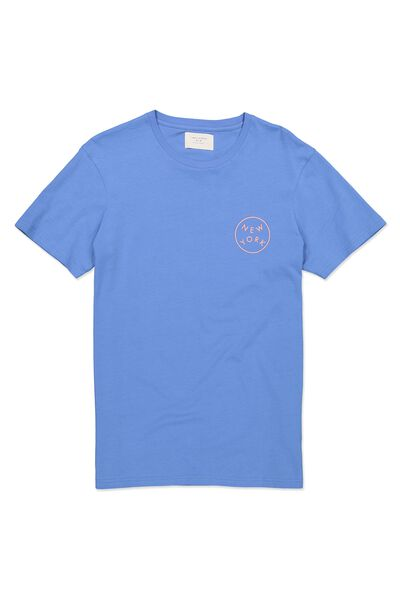 Tbar Tee, ULTRA BLUE/NEW YORK BASEBALL