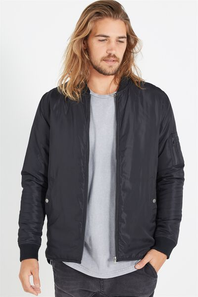 Mens Jackets & Coats - Denim Jackets & More | Cotton On