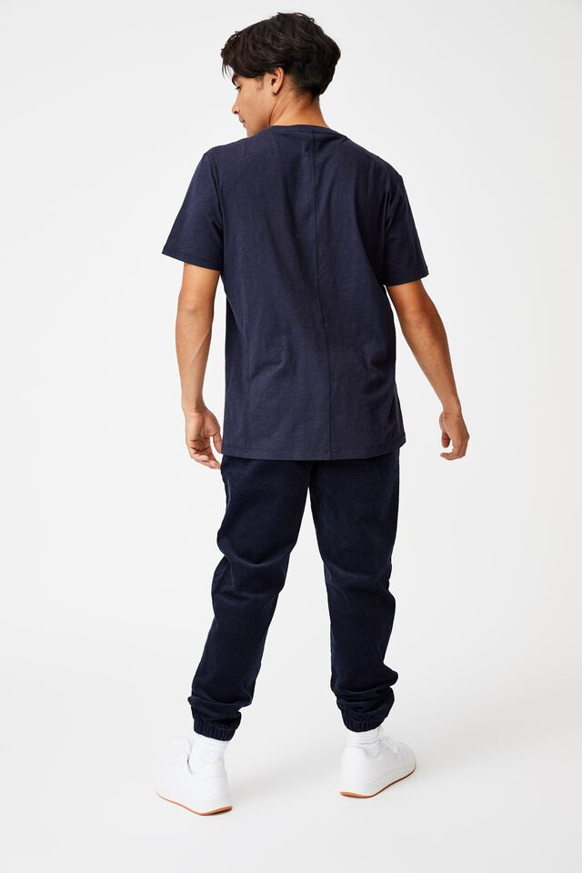 Drake Cuffed Pant, INDIGO CORD