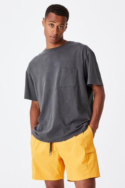 Nylon Urban Short, BEESWAX YELLOW