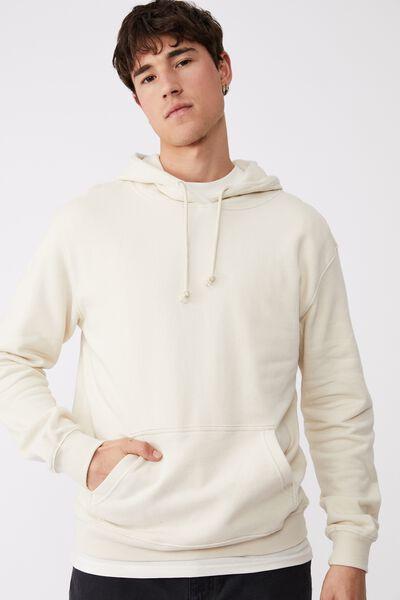 Essential Fleece Pullover, ECRU