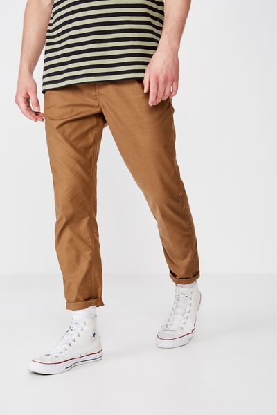 Oxford Trouser, TAN