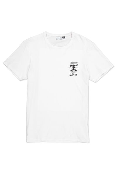 Tbar Collaboration Tee, LC WHITE/GALLOPIN GAUCHO