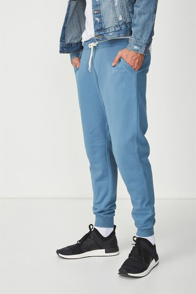 Trippy Slim Trackie, ADRIATIC BLUE