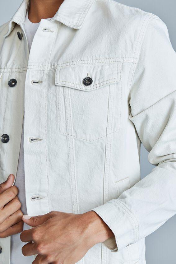 Rodeo Jacket, ECRU