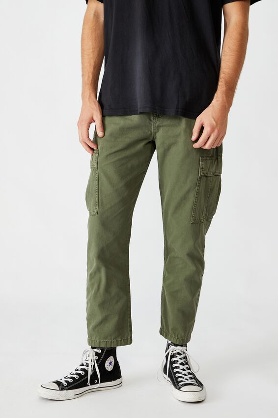 Cargo Pant, FATIGUE GREEN