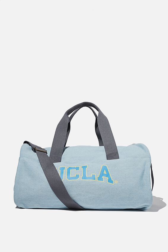 Brunswick Barrel Duffle, LCN UCLA/BLUE DENIM