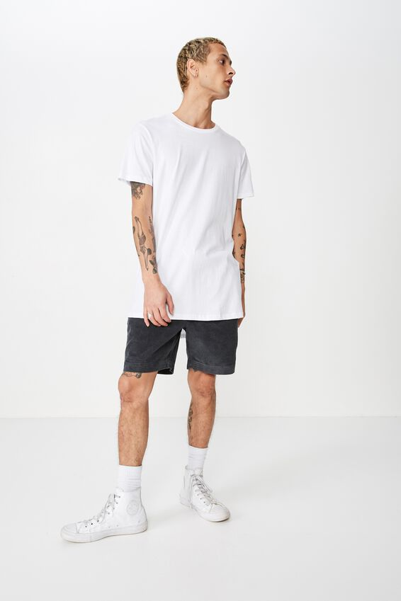 Street Volley Short, WASHED BLACK/CORD