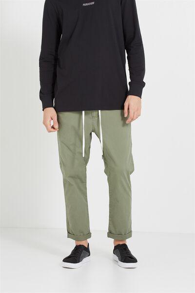 Drake Roller Pant, OIL GREEN