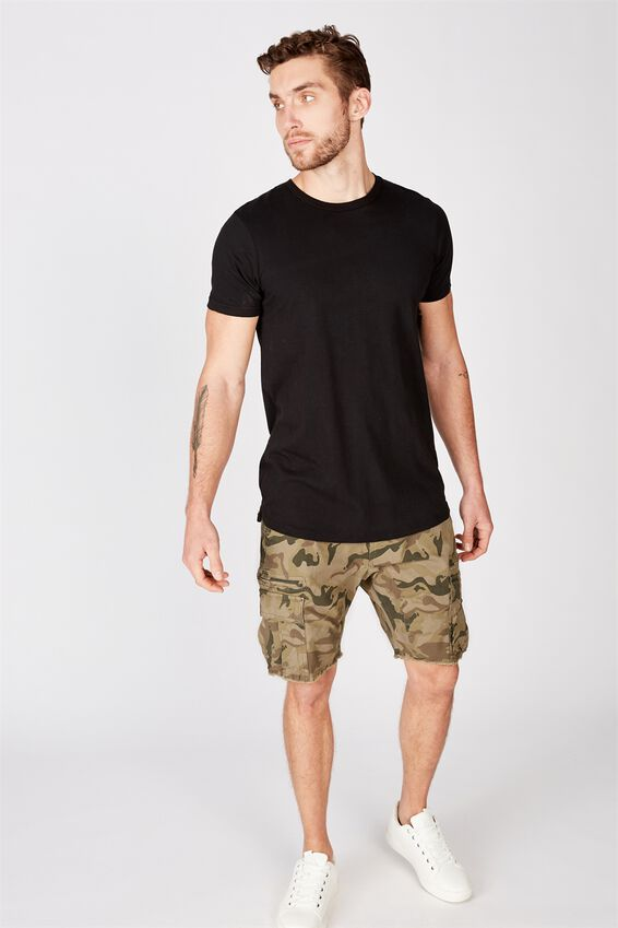 Utility Cargo Short, BRUSHED CAMO