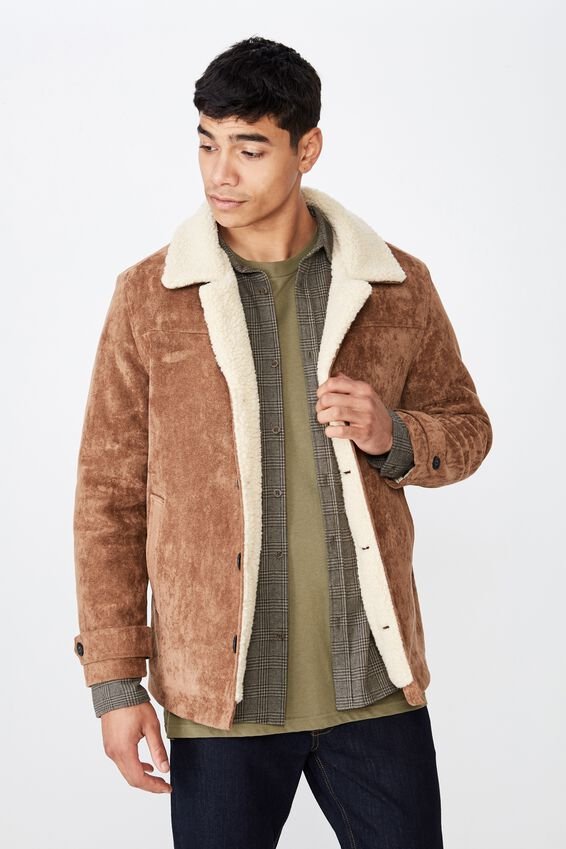 Ranch Jacket, RUST