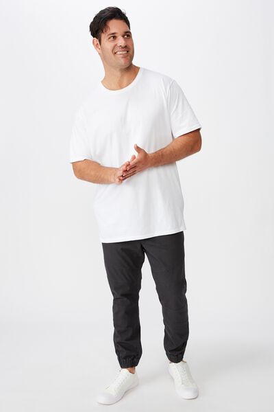 Bg Drake Cuffed Pant, AGED BLACK BIKER