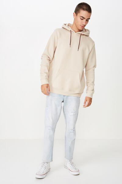 Fleece Pullover 2, PEARL