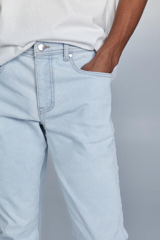 Slim Fit Jean, STONE LIGHT BLUE
