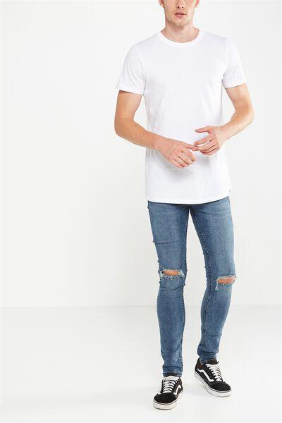 Super Skinny Jean, PIT BLUE