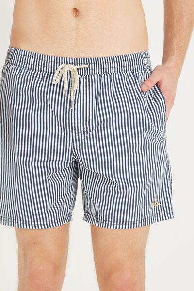 Hoff Short, NAVY/WHITE PORTSEA STRIPE