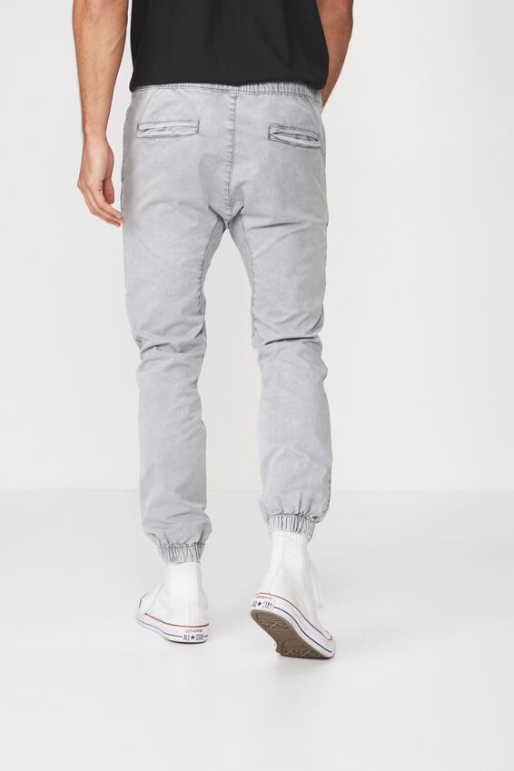 Drake Cuffed Pant, ACID GREY