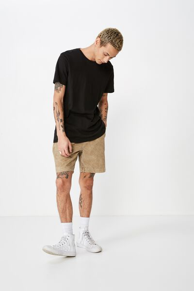 Street Volley Short, WASHED TAN/CORD