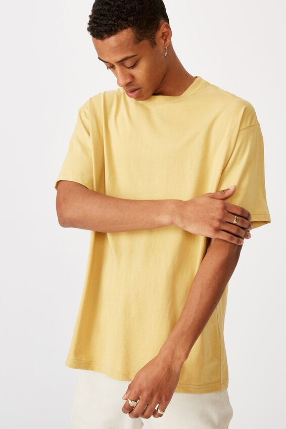 Essential Skate T-Shirt, FROSTED HONEY