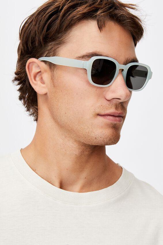 Breamlea Sunglasses, MILKY SAGE/SMOKE