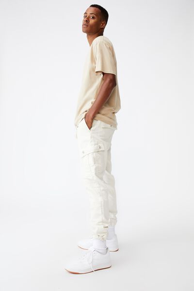 Military Cargo Pant, WASHED BONE