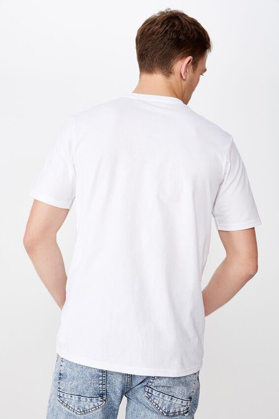 Tbar Collab Star Wars T-Shirt, LCN DIS WHITE/STAR WARS - CAMO VADER