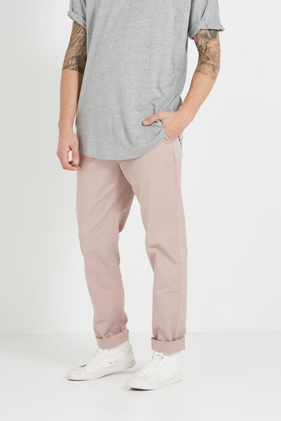 Knox Chino Pant, DUSTY PINK