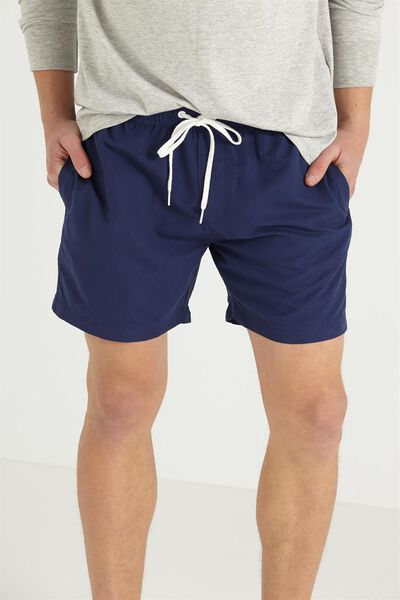 Swim Short, TWILIGHT BLUE #1