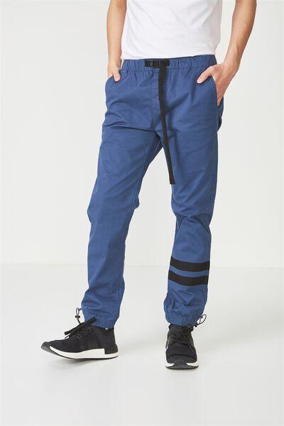 Drake Cuffed Pant, SPORTO STRIPE BLUE