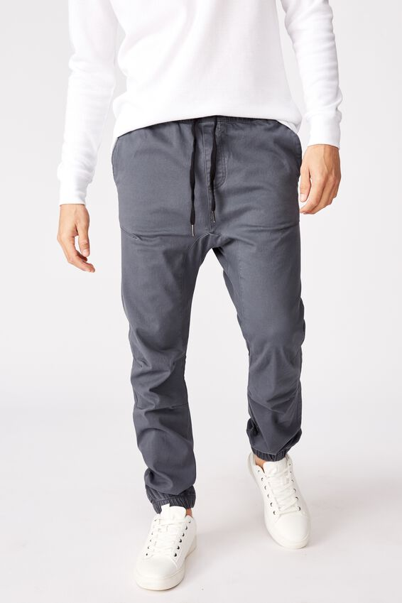 Drake Cuffed Pant, WASHED BLUE