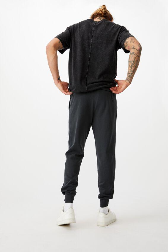 Pigment Track Pant, PIGMENT BLACK