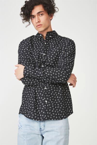 Brunswick Shirt 3, BLACK ARROWS