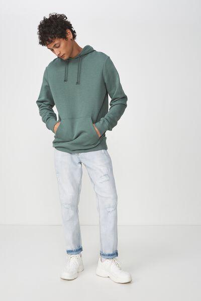Fleece Pullover 2, KHAKI