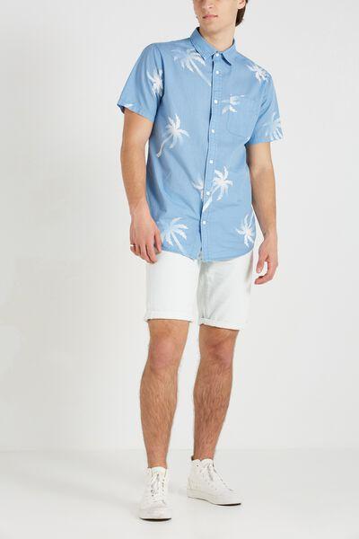 Roller Short, RIGID CLOUD BLUE