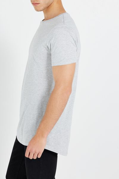 Essential Longline, GREY MARLE